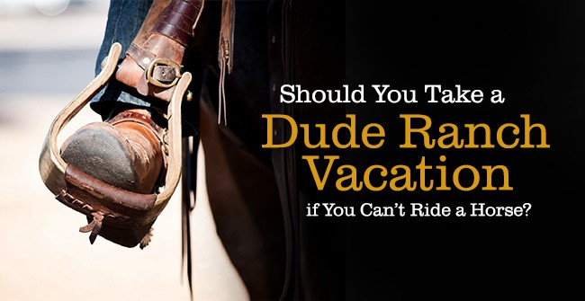 C Lazy U - Horseback Riding Vacation