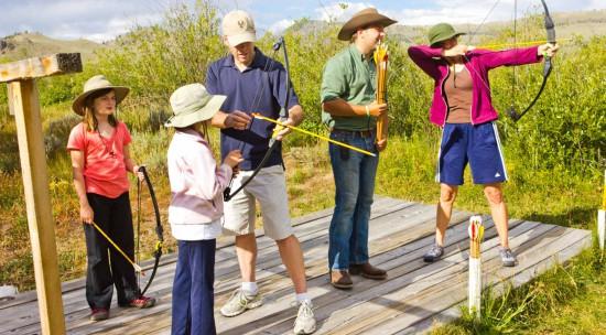 activity-archery