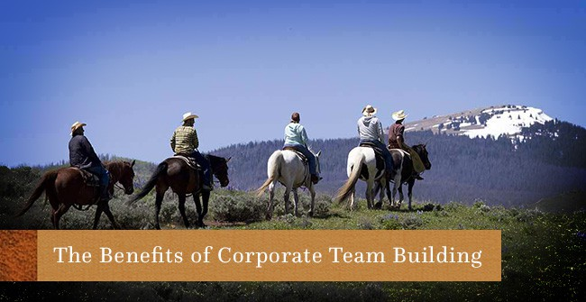 benefits of team building event