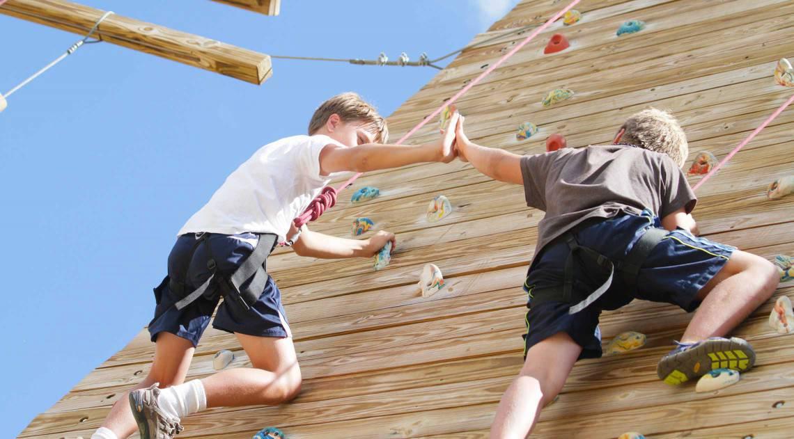 boys-on-climbing-wall