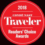 2018 travelers award