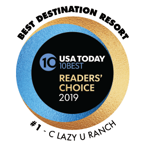 Rated the number one destination resort in the USA by USA Today 10Best Readers' Choice Awards