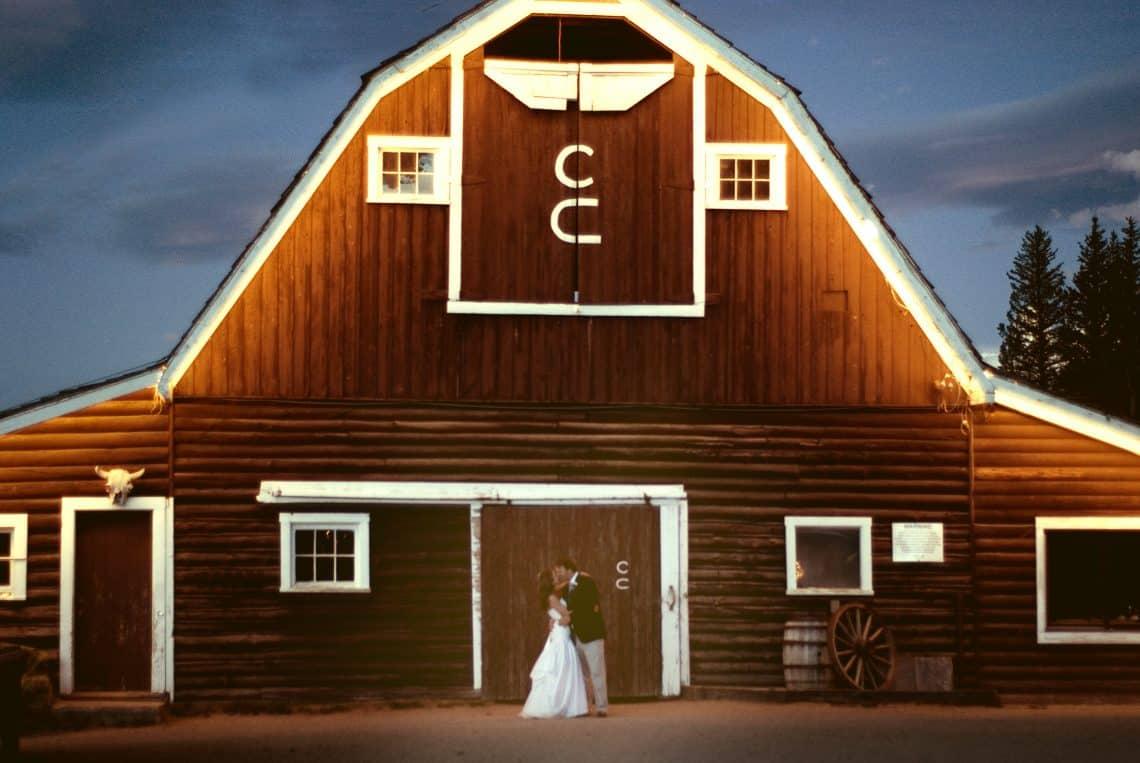 barn ranch wedding