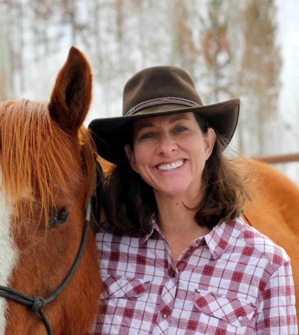 Diane Hefter, Children's Program Manager at C Lazy U Ranch