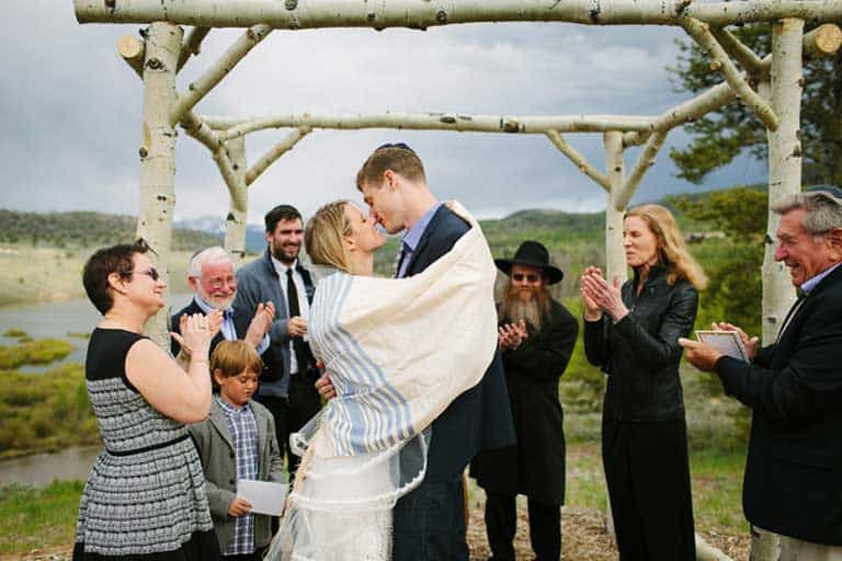 Highlights Of A Mountain Destination Wedding At C Lazy U