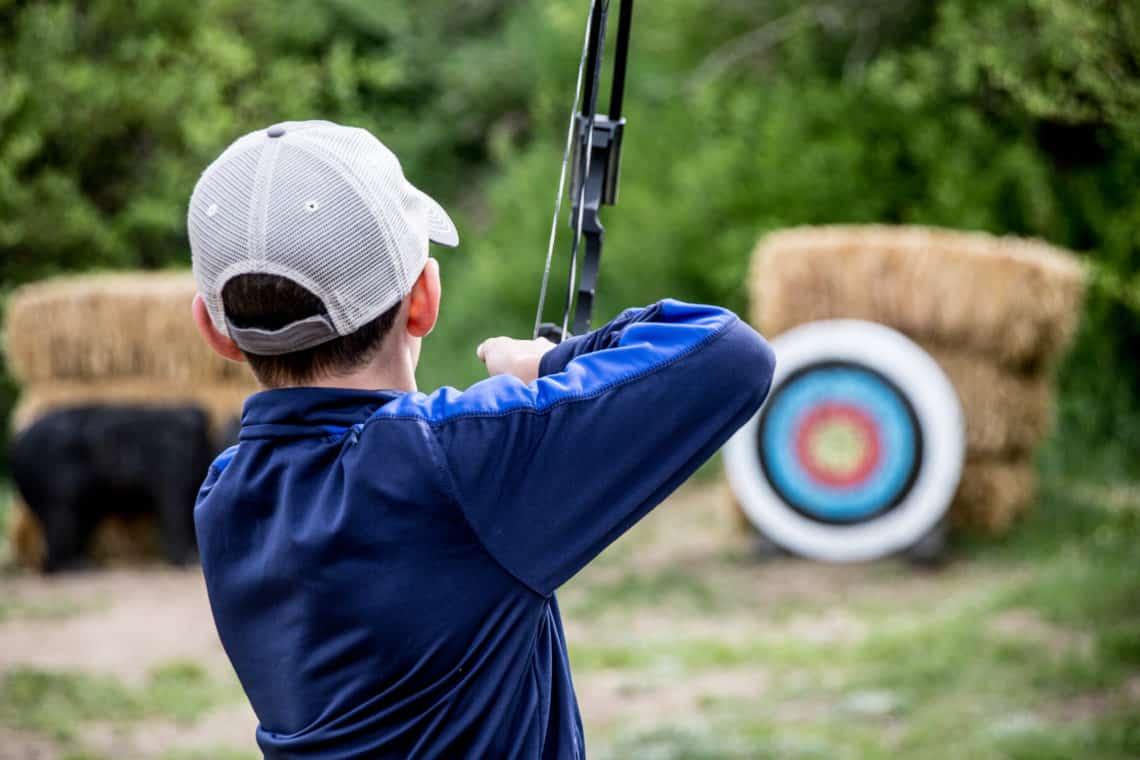 kids archery