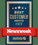 C Lazy U won the Newsweek Best Customer Service Award for 2022