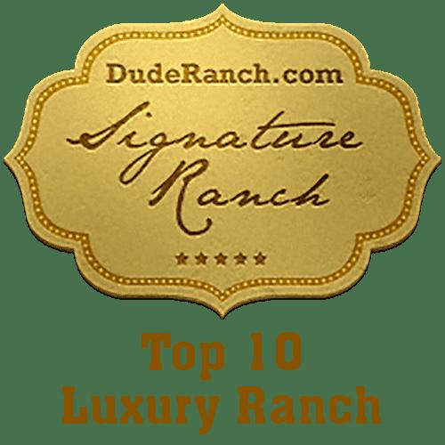 DudeRanch.com Signature Ranch Award