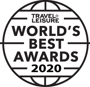 Travel and Leisure World's Best Awards 2020 logo