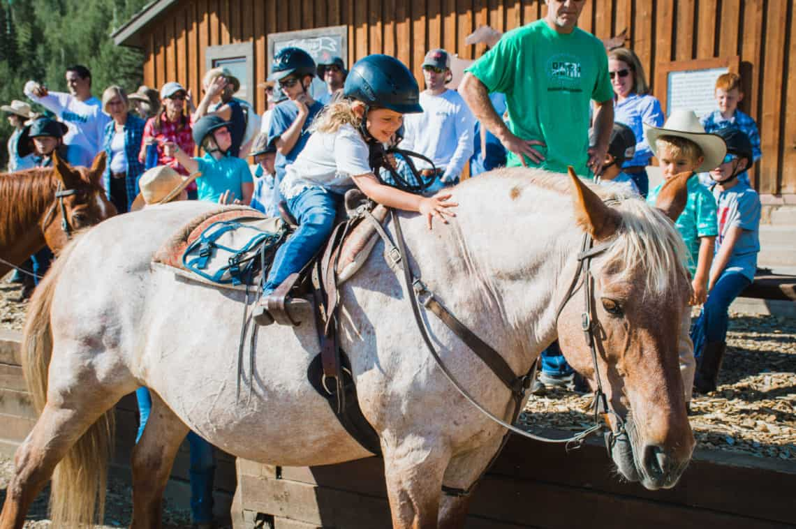 kids horse programs