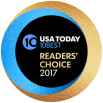 Ranked number 2 in USA Today 10Best Destination Resort Awards