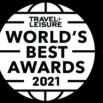 Travel and Leisure World's Best Awards 2021 logo