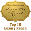 DudeRanch.com Signature Ranch Award