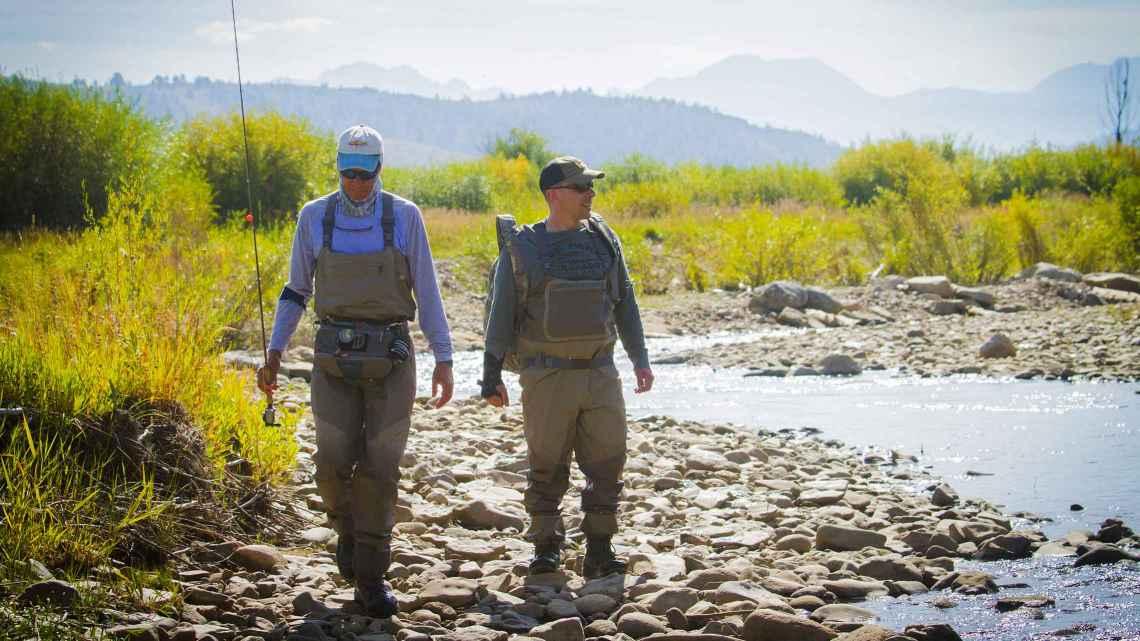 Colorado fly fishing ranch activities c lazy u dude ranch for Colorado fly fishing guides