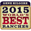 Gene Kilgore World's Best Ranches Award