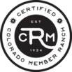 Certified Member Ranch of the Colorado Dude & Guest Ranch Association