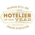 Hotelier of the Year award from the Colorado Hotel and Lodging Association