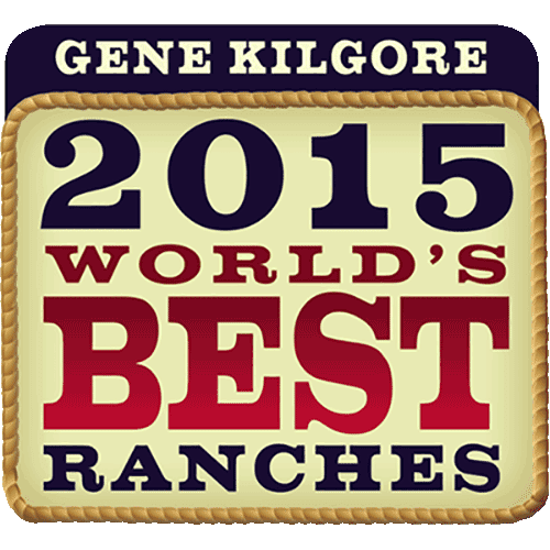 Gene Kilgore World's Best Ranches Award
