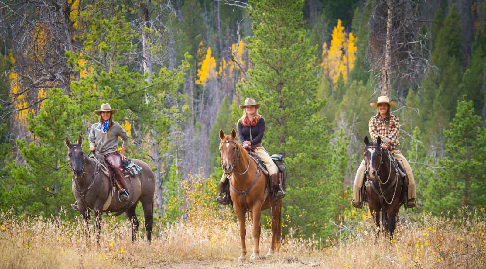 Family Vacations at All-Inclusive Luxury Dude Ranch