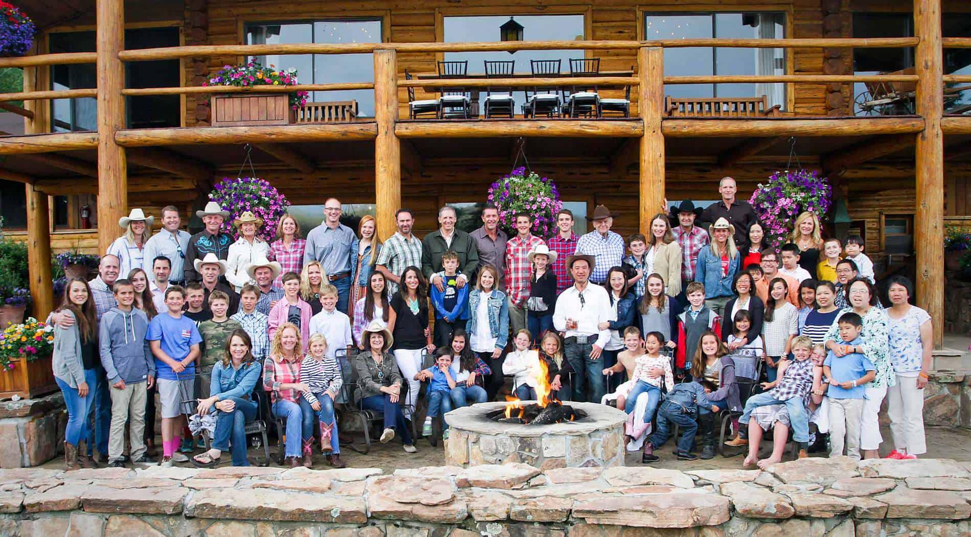illiams held family reunion - HD3200×1770