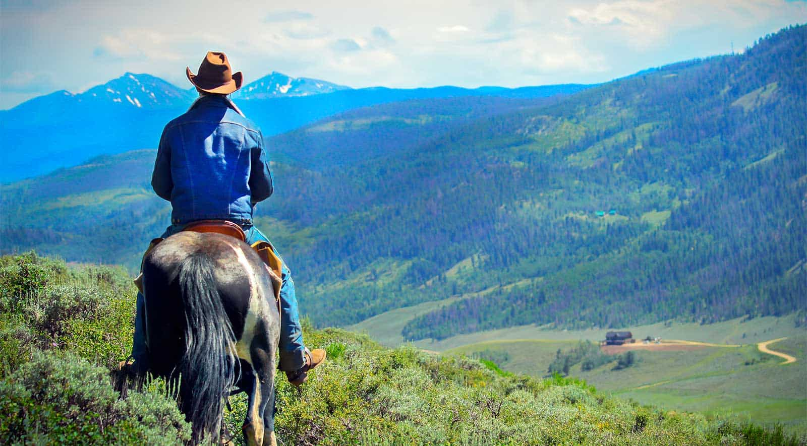 Family Vacations At All Inclusive Luxury Dude Ranch