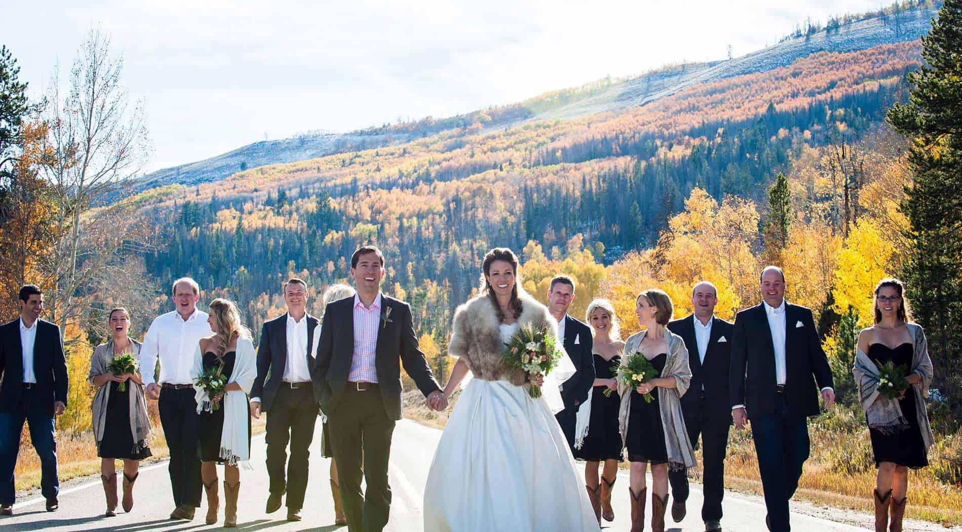 colorado mountain wedding venue c lazy u luxury dude ranch