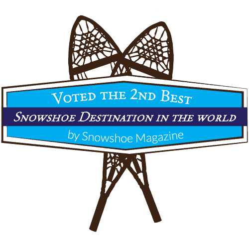 Best Place to Snowshoe Award