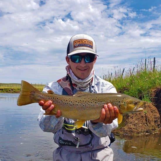 Head Fly Fishing Guide at C Lazy U Ranch, Austin Reynolds