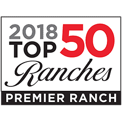 C Lazy U is a Top 50 Ranch for 2018