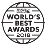 Rated #3 in the American West by Travel and Leisure