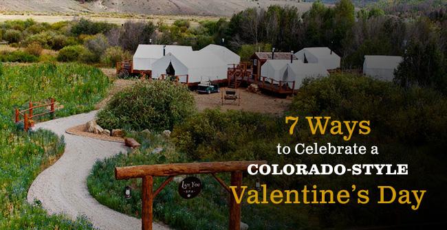 valentines day in Colorado