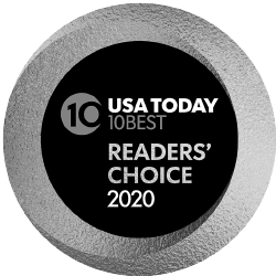 USA Today's 10Best Readers Choice Awards winner